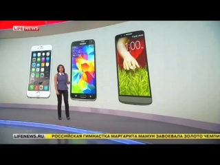 Мобильные телефоны Apple - история компании обзор продукции и презентация iPhone 6