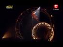 Украинское шоу талантов Анастасия Соколова танец на шесте (полуфинал)