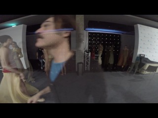 Full Backstage of Ezra+Tuba