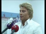 Профессор Басков - уроки натурального блондина и другие сенсации фестиваля «Алма-Ата - моя первая любовь»!
