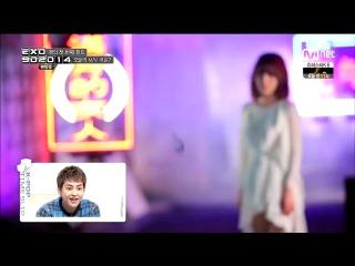 141017 MV Hint 1 - EXO Chen @ Mnet EXO 90:2014