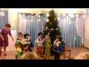 Танец мальчиков под песню Рикки Мартина