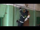 Тренировка пожарных 4 караула ПЧ-237 Ленинского ТУ ГКУ МО