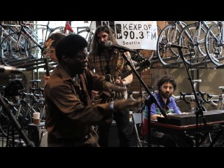KEXP - Charles Bradley (Golden Rule)