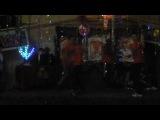 Новогодний танец. Декабрь 2013